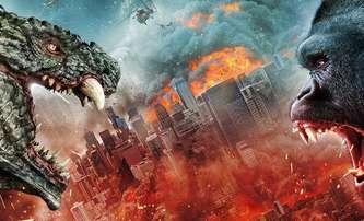 Ape Vs. Monster: Vykrádačka Godzilla vs. Kong se hlásí o slovo | Fandíme filmu