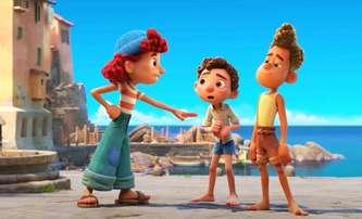 Luca: Nový trailer ukázal, že animace nezná hranice | Fandíme filmu