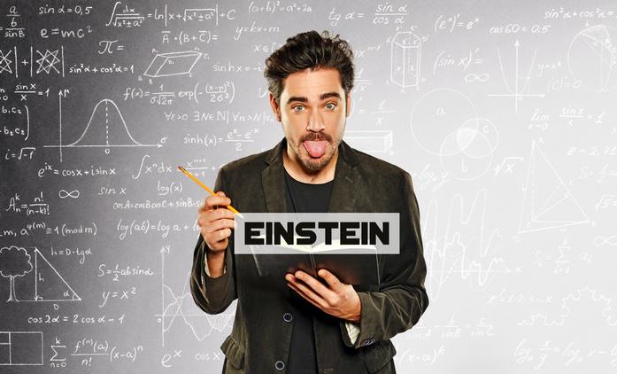 Einstein: Praprapravnuk slavného génia s tváří Vojty Kotka brzy dorazí na Primu | Fandíme seriálům
