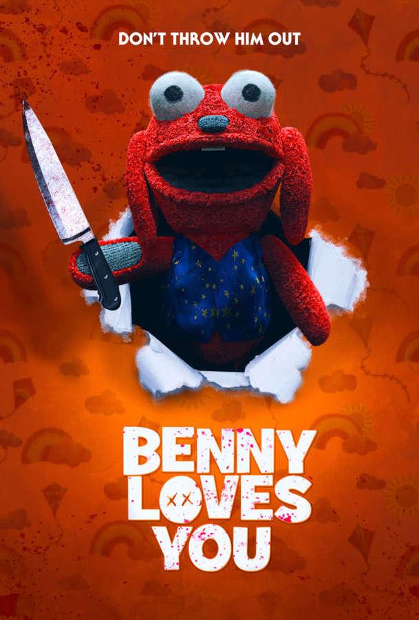 Benny Loves You: V novém hororu vraždí dotčený plyšák | Fandíme filmu