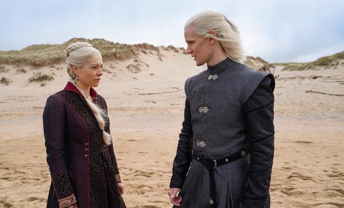 House of the Dragon: Nový seriál ze světa Hry o trůny má přinést spektakulární podívanou | Fandíme seriálům