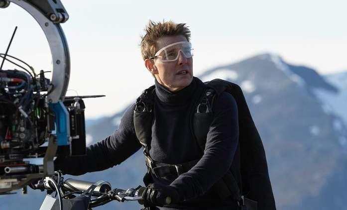 Tom Cruise přibližuje nejnebezpečnější kaskadérský kousek své kariéry   Fandíme filmu