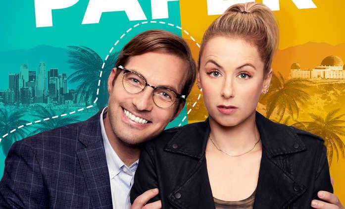Na papíře dobrý: Nová komedie o podezřele perfektním vysněném partnerovi   Fandíme filmu