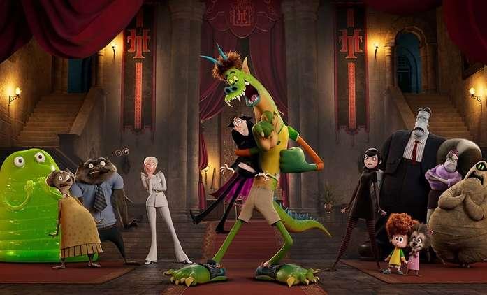Hotel Transylvánie 4: Poslední díl oblíbené animované série se představuje v první upoutávce   Fandíme filmu