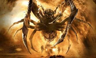 Giant Spider: Pavouci, roboti a mutanti v upoutávce na novou akci | Fandíme filmu