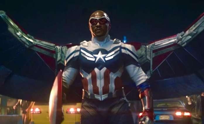 Captain America 4: Anthony Mackie se oficiálně chopí hlavní role   Fandíme filmu