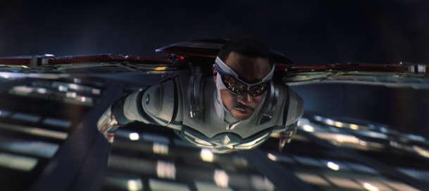 Captain America: Jak dlouho v roli bude Anthony Mackie   Fandíme filmu