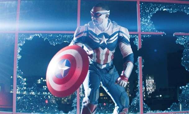 Captain America: Jak dlouho v roli bude Anthony Mackie | Fandíme filmu