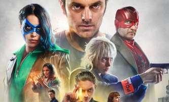 How I Became a Super Hero: Akční novinka ze světa, kde jsou nadlidé běžní | Fandíme filmu