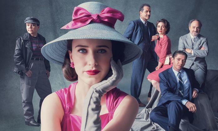 The Marvelous Mrs. Maisel: Obsazení čtvrté řady se rozroste o hvězdu Gilmorových děvčat | Fandíme seriálům