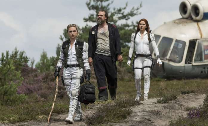Box Office: Black Widow zaznamenala nejvyšší tržby od začátku pandemie   Fandíme filmu