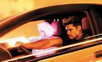The Chariot: Mix Matrixu a Knight Ridera míří na plátna | Fandíme filmu