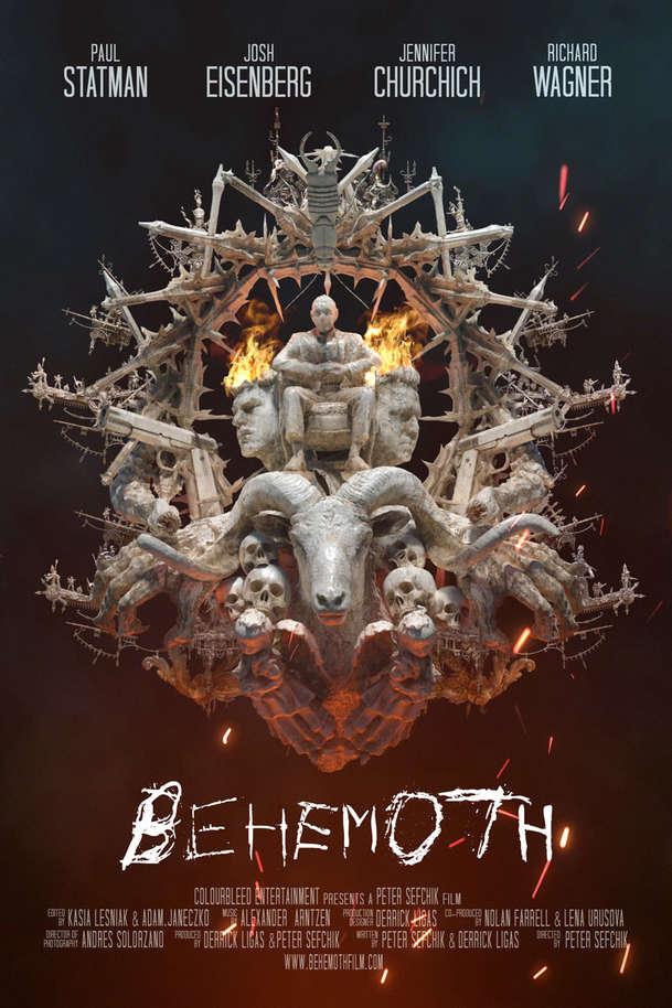 Behemoth: Nový horor slibuje podívanou plnou rozmanitých monster   Fandíme filmu