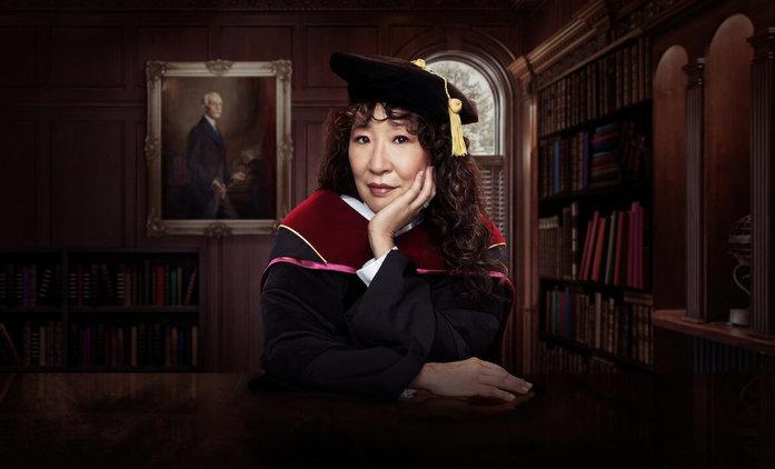 Vedoucí katedry: Sandra Oh rozkošně proplouvá vysokoškolským chaosem   Fandíme seriálům
