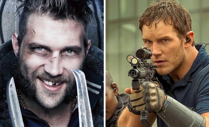 Na seznamu smrti: Ve válečném thrilleru se po boku Chrise Pratta objeví i Captain Boomerang ze Sebevražedného oddílu   Fandíme seriálům