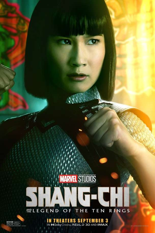 Recenze: Shang-Chi and the Legend of the Ten Rings   Fandíme filmu