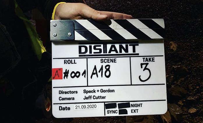 Distant: Už příští rok uvidíme drsný boj o přežití vesmírných trosečníků   Fandíme filmu