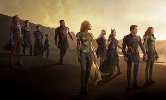 Eternals: Našlapaný trailer řeší, proč noví hrdinové nezasáhli proti Thanosovi | Fandíme filmu