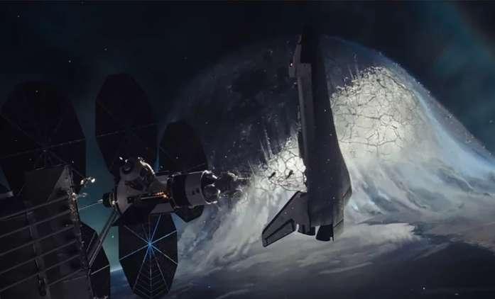 Moonfall: První trailer pro novou destrukci Rolanda Emmericha je tu   Fandíme filmu