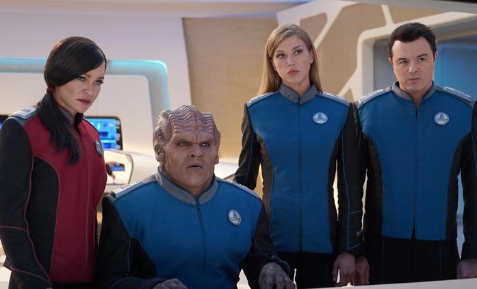 The Orville: Sci-fi komedie od tvůrce Griffinových se po třech letech vrací na obrazovky | Fandíme seriálům
