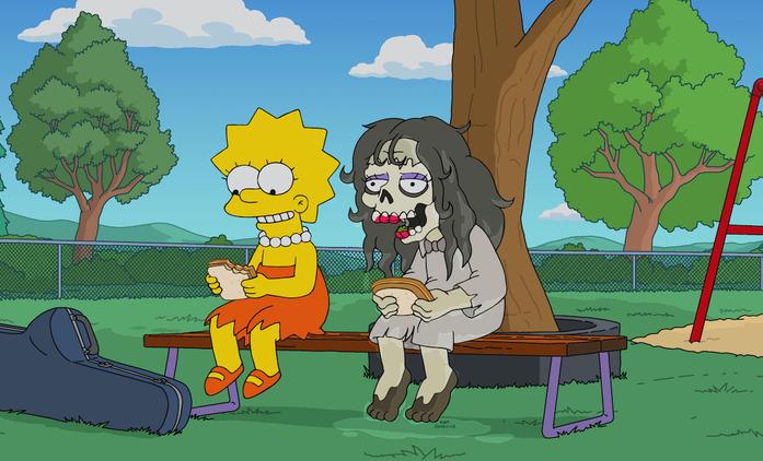 Simpsonovi ve Speciálním čarodějnickém dílu zparodují oscarového vítěze | Fandíme seriálům