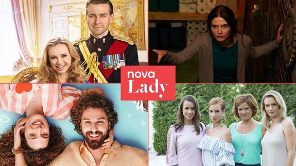 Nova Lady: Nový kanál vsadí na Dobrého doktora, Panství Downtown a mnoho dalšího | Fandíme serialům