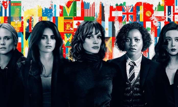 The 355: Nový trailer vás seznámí s dámskou špionážní akcí | Fandíme filmu