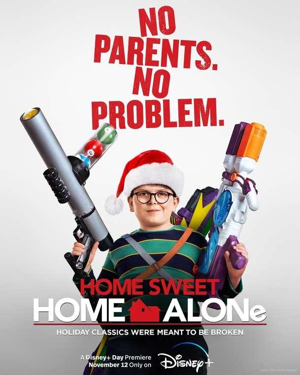 Home Sweet Home Alone: Nové Sám doma vypadá v traileru hrozně | Fandíme filmu