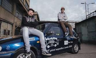 Expedice Lenka: První pivní dobročinná road movie láká na premiéru | Fandíme filmu
