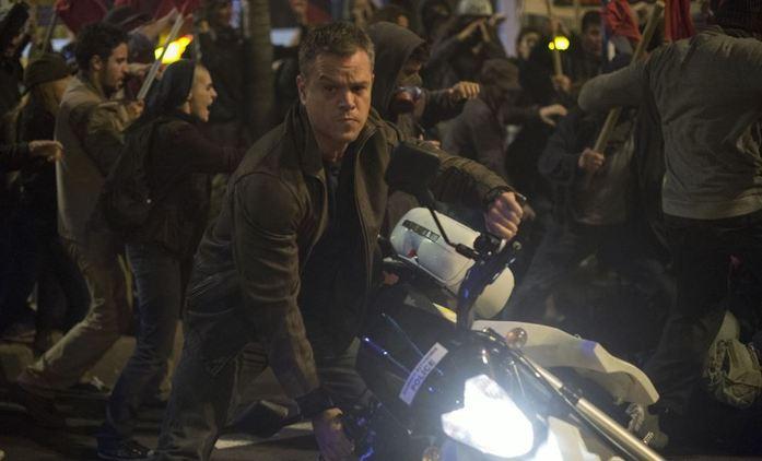 Box Office: Jason Bourne mezi superhrdiny | Fandíme filmu