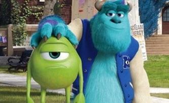 Box Office: Univerzita pro příšerky převálcovala Pitta   Fandíme filmu