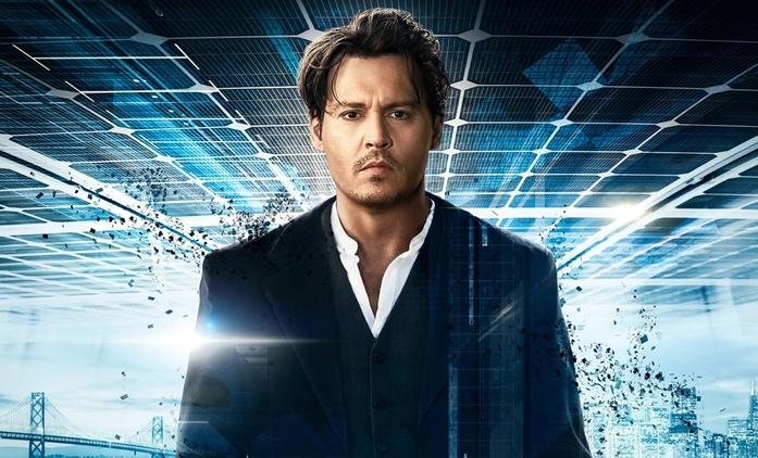 Neviditelný muž: Johnny Depp je na palubě   Fandíme filmu