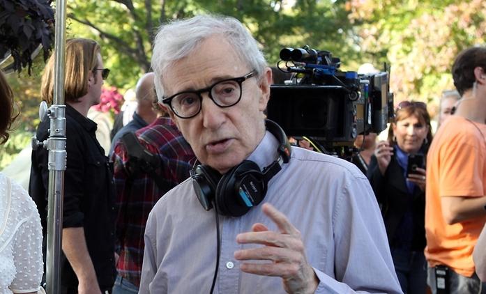 Woody Allen po desítkách filmů chystá první seriál | Fandíme filmu