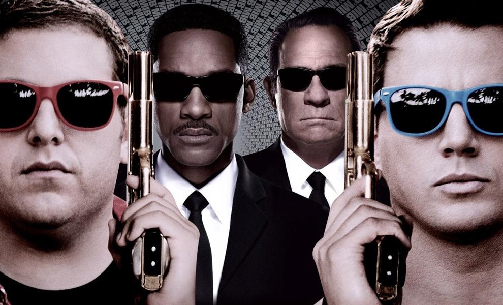 Muži v černém: Crossover s Jump Street je oficiálně mrtvý   Fandíme filmu