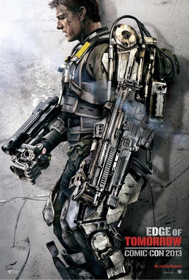 All You Need Is Kill mění název na Edge of Tomorrow | Fandíme filmu