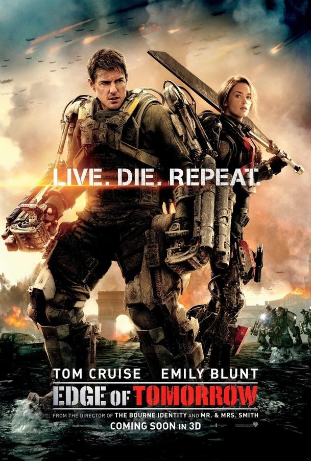 Na hraně zítřka 2 by se mohlo začít natáčet po Mission: Impossible 8, scénář je hotový   Fandíme filmu