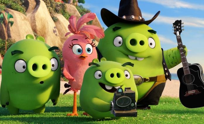 Angry Birds ve filmu: Ptáci vs. Prasata aneb hra jako živá | Fandíme filmu