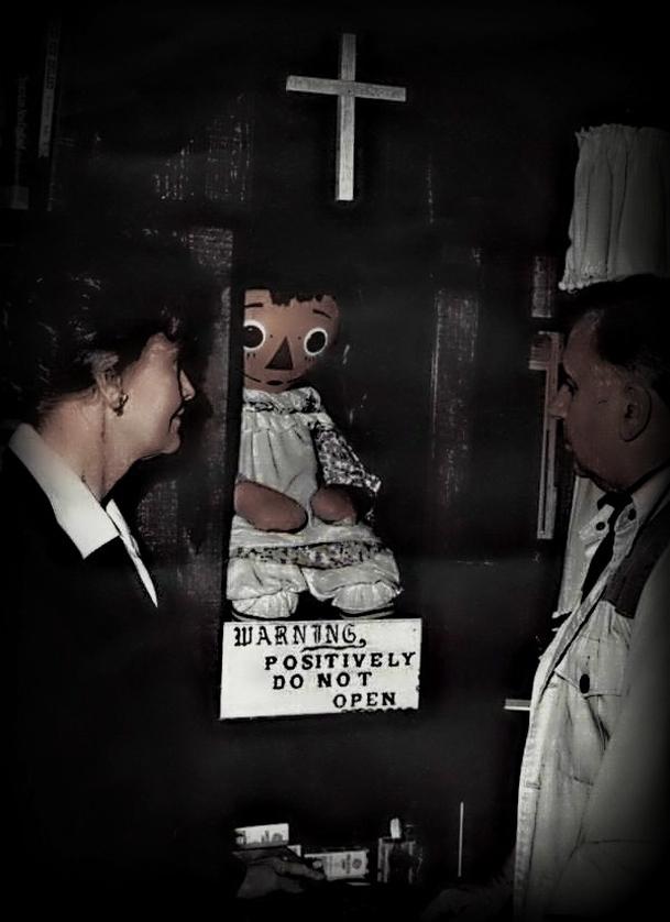 Annabelle straší v novém traileru | Fandíme filmu