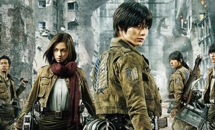 Attack on Titan: Známá manga jako hraný film   Fandíme filmu