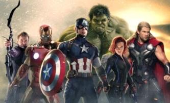 Avengers 2: Plakáty, nová Iron Manova zbroj a Vision   Fandíme filmu