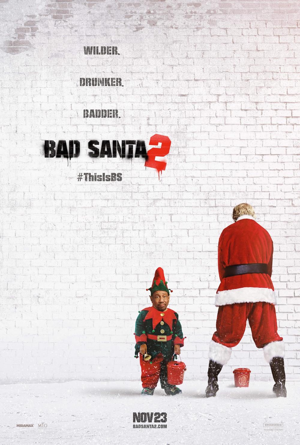 Santa je pořád úchyl | Fandíme filmu