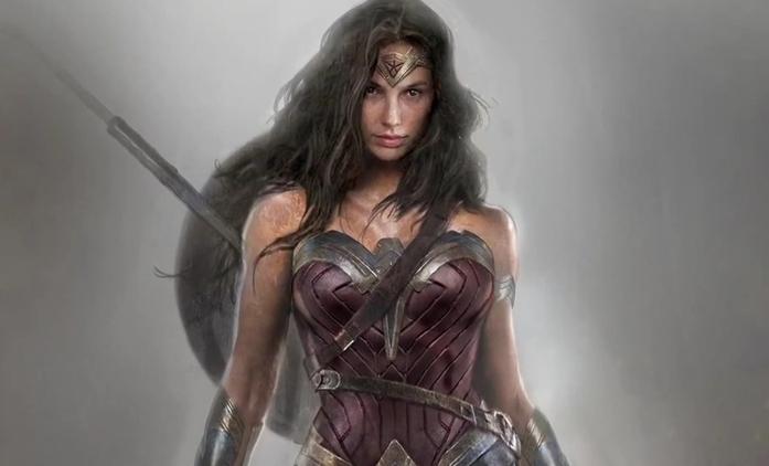 Wonder Woman: Thor ve světě Supermana | Fandíme filmu