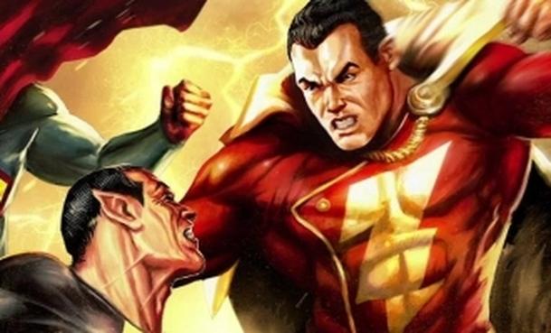 Shazam! je oficálně příští DC film po Aquamanovi   Fandíme filmu