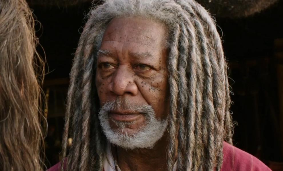 Morgan Freeman | Fandíme filmu
