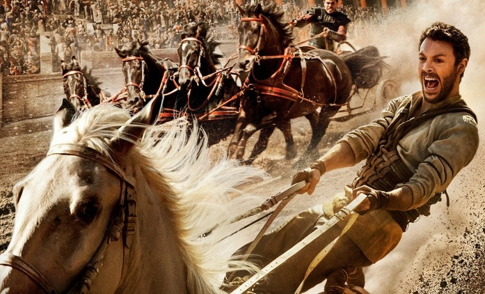 Recenze: Ben Hur   Fandíme filmu