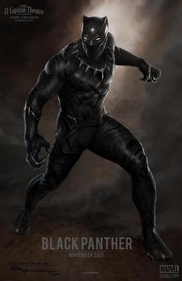 Marvel: Loga všech očekávaných filmů   Fandíme filmu