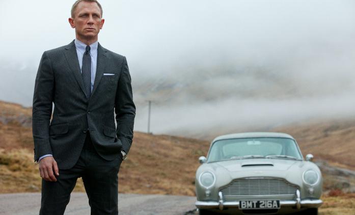Bond 25: Vznikají dvě konkurenční verze filmu   Fandíme filmu