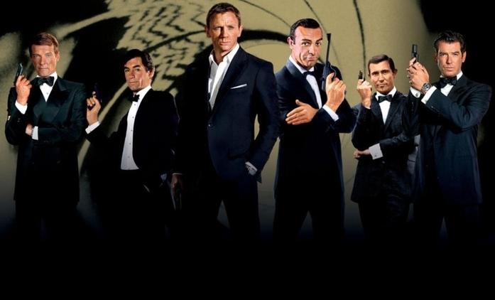 Studie říká: Černého Bonda diváci přijmou, gaye nebo ženu nikoliv | Fandíme filmu