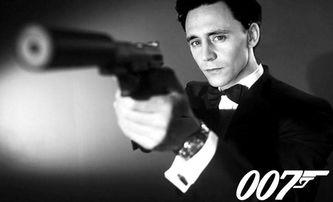 Příští Bond: Tom Hiddleston nebo Jamie Bell?   Fandíme filmu