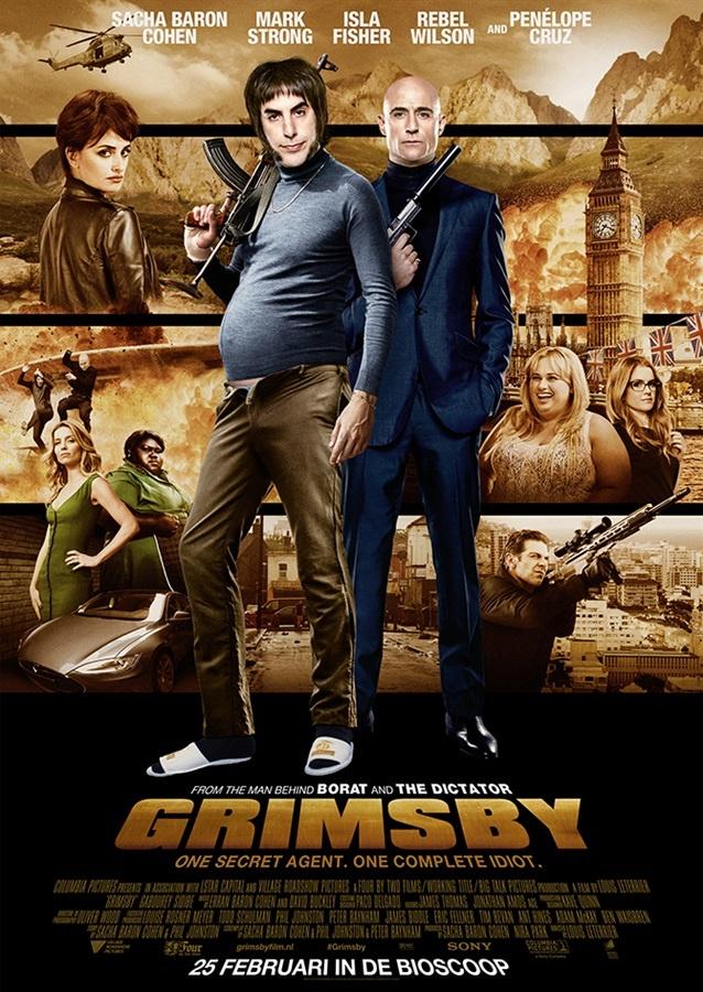 Grimsby | Fandíme filmu